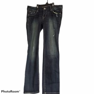 Express Stella Low Rise Skinny Jeans NWT